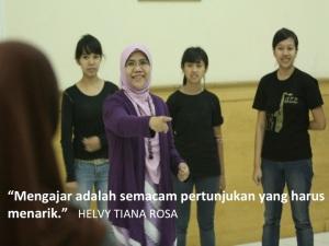 Pertunjukan Mengajar