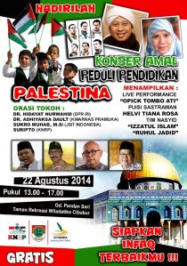 Galang dana Palestina